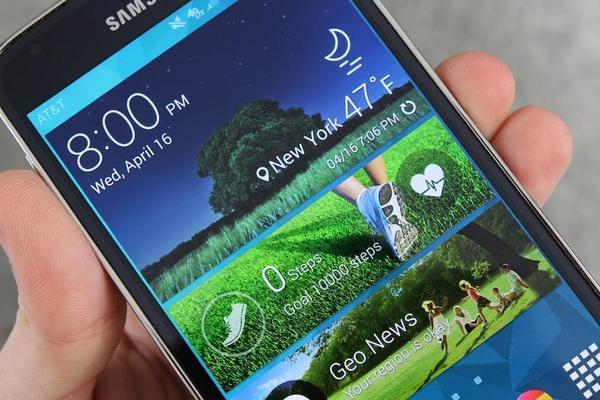 TouchWiz品牌化:规范化设计