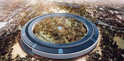 苹果员工抗议新园区设计