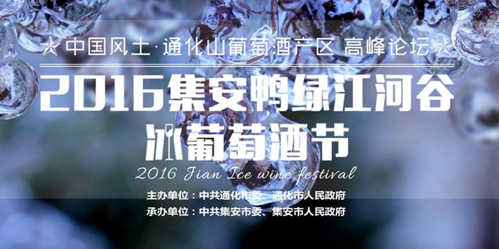 2016集安鸭绿江河谷冰葡萄酒节