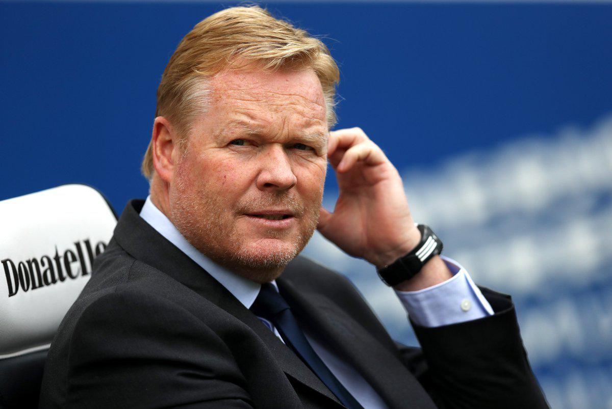 荷兰足协宣布科曼出任国家队主帅 签约至2022年