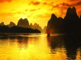 广西桂林另外一种玩法 避开人群独享美景