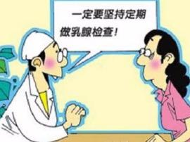 乳腺增生要重视 防治要注意这4点