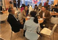 华尔街英语的又一增值服务:留学生家长会在北京学习中心举行