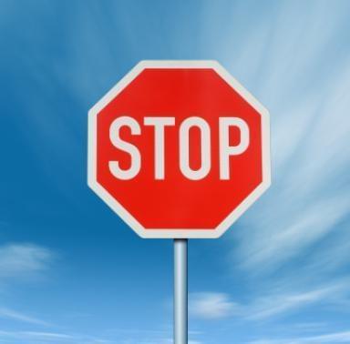 "STOP!教你用一个单词""停""息坏情绪"