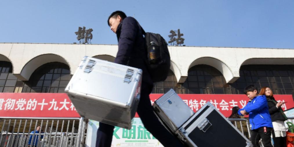 春运28天 邯郸安全发送旅客2074.42万人次