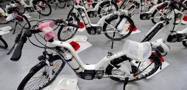 揭秘世界首款氢燃料自行车:售价5.9万