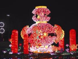 第二届陕州灯会筹备工作紧锣密鼓