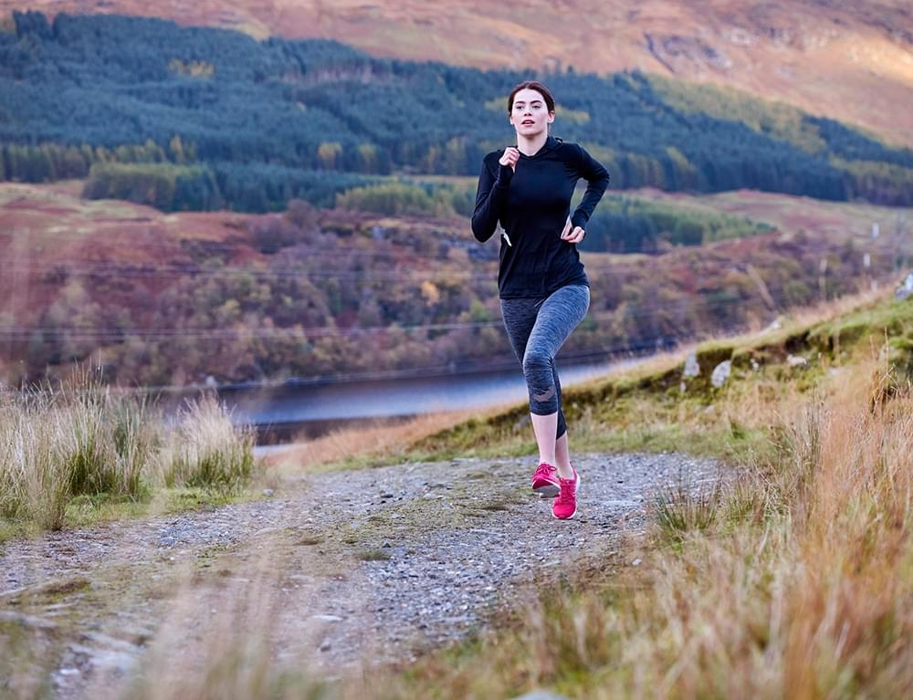 每周跑步次数因人而异 新手适合1-2次