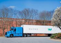 Waymo公司将在亚特兰大首次测试无人驾驶卡车