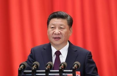 中共十九大在北京隆重开幕