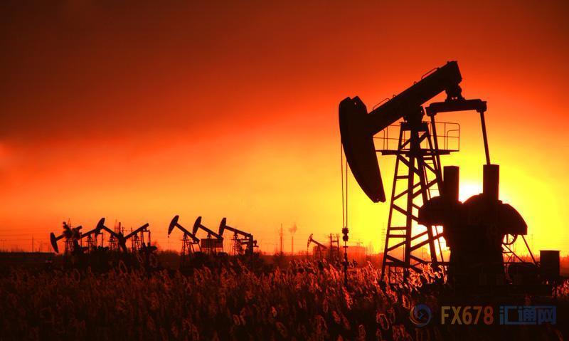 原油交易提醒:美油连连退败 剑指55一线