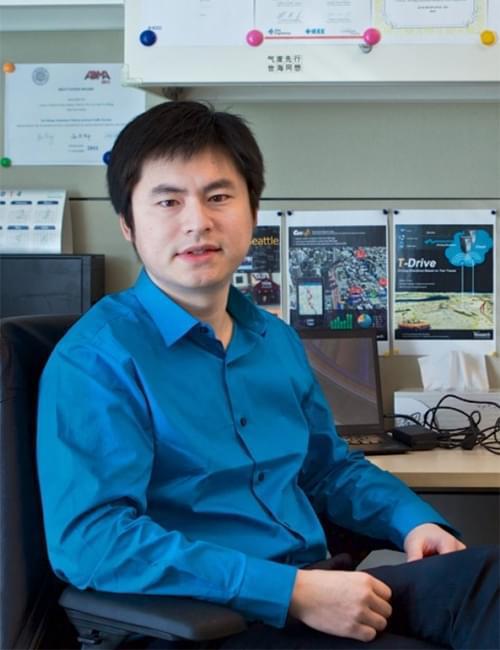 2017中国AI英雄风云榜技术创新人物候选人之郑宇