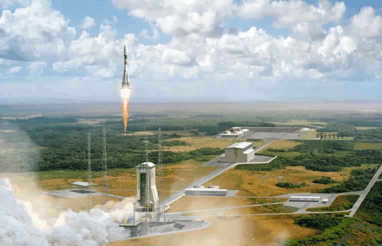 航天器发射