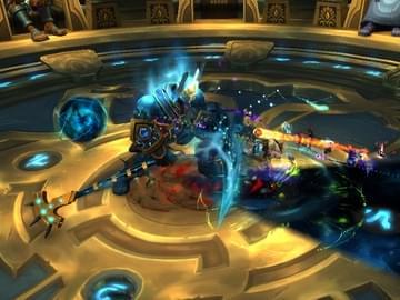 魔兽集合石活动集锦:联盟,进攻!燃烧的王座