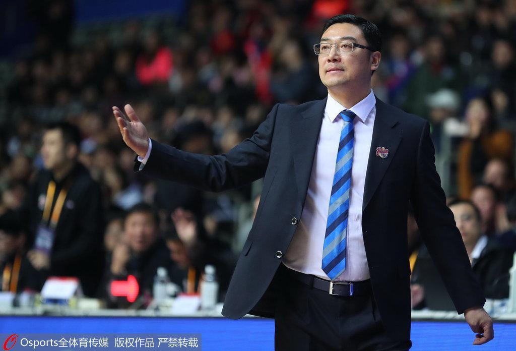 上海主帅:没想到开局能如此完美 下场比赛接着拼