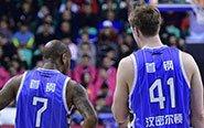 团队篮球!北京掀翻辽宁