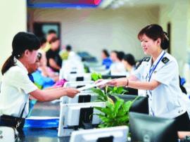 省地税部门确定607项即办事项 简化流程优化服务