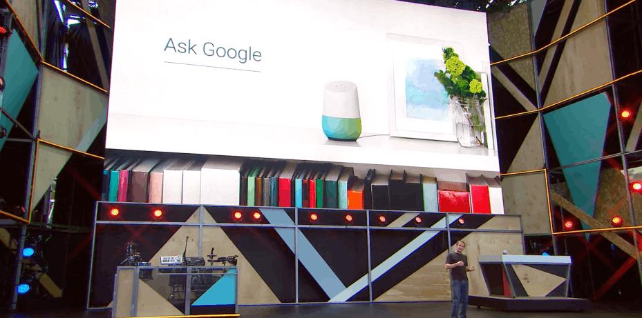 谷歌测试语音应用 今年I/O大会或推新品音箱