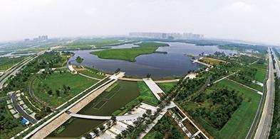 杭州湾新区谋发展 上半年重点项目建设齐头并进