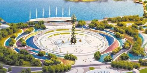 南湖免费开放 绿色共享利民惠民