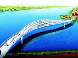 二青会倒计时 国际标准水上运动中心开建