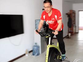 运动达人宋国宏:今年先跑个2018公里