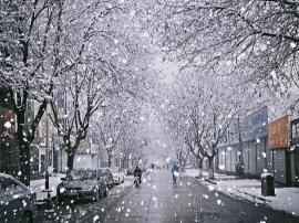 28日29日山西多地局部地区有小雪或雨夹雪