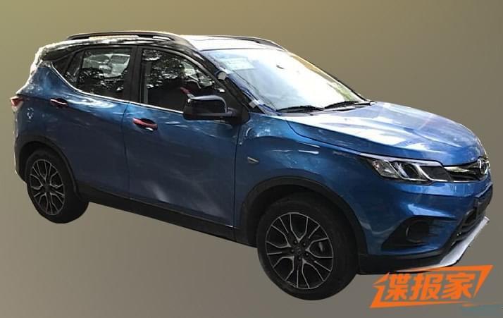 DX3运动版领衔 东南汽车公布2017新车计划