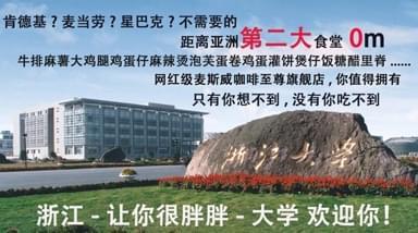 原来是这样的浙江大学