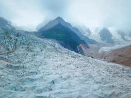 布加雪峰,不为人知的神秘仙境!