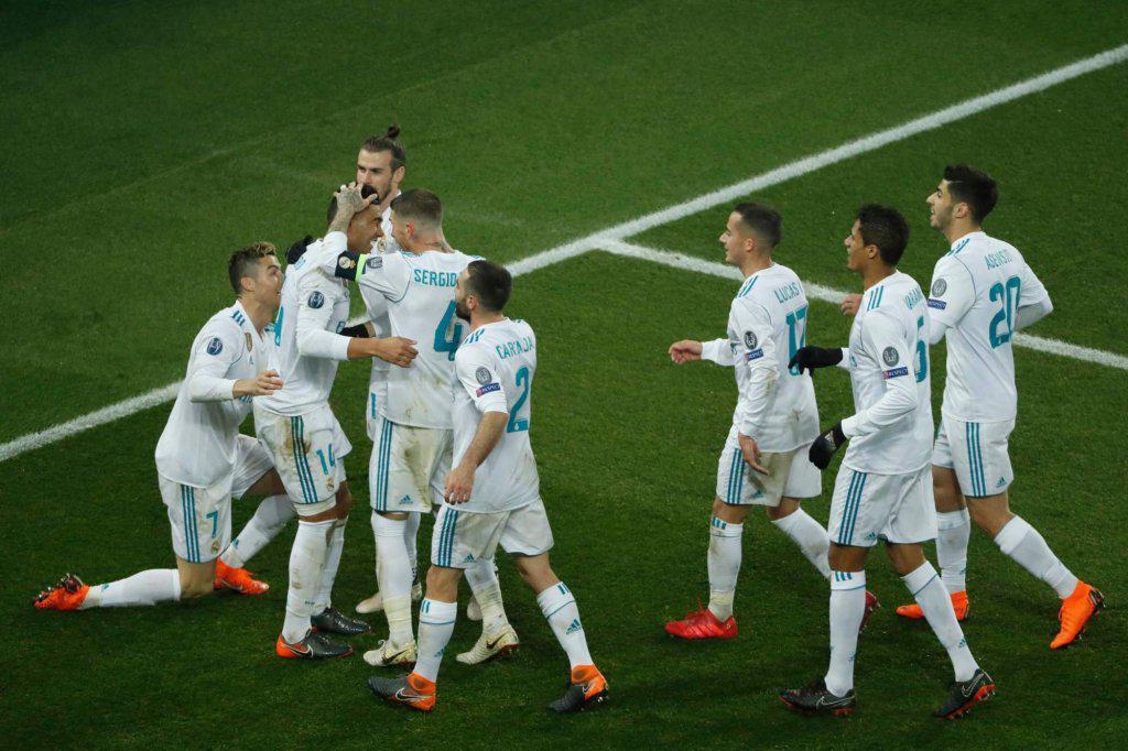 穿洋过海前插,13秒2次羞辱巴西巨星,皇马俩小天王踢疯了!巴黎还怎么赢