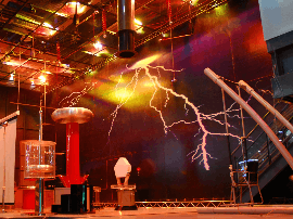 流动科技馆巡展 让青少年爱上科学