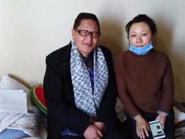 平陆:微信募捐暖人心 涓涓细流扶助病重家庭