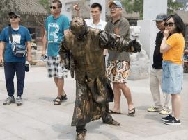 河北省旅发大会《山海铁路宣传片》来山海关