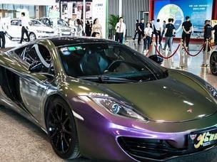 80余款汽车亮相2017太原国际车展