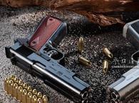 曝美国手枪公司生产线