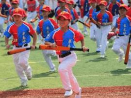 全国软式棒垒球冬令营在石家庄举行