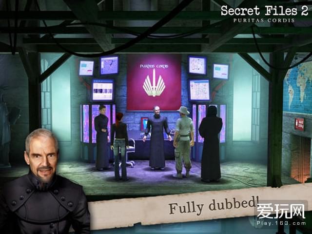 化解邪教危机 新作《秘密档案2》登陆移动平台