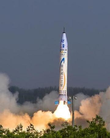 中国民营火箭刚刚起步 还不能发射卫星