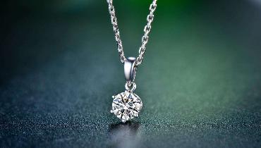 钻石吊坠如何挑选?钻石吊坠的选购要点