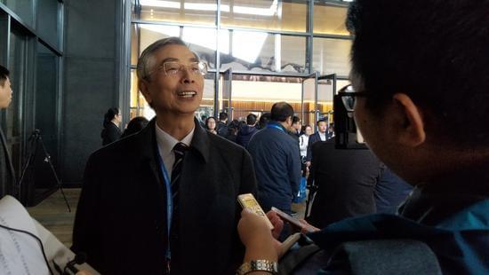 乌镇现场 | 倪光南:人工智能应该更好的为人类的服务