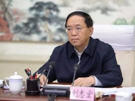 运城市委书记刘志宏主持召开市委常委会会议
