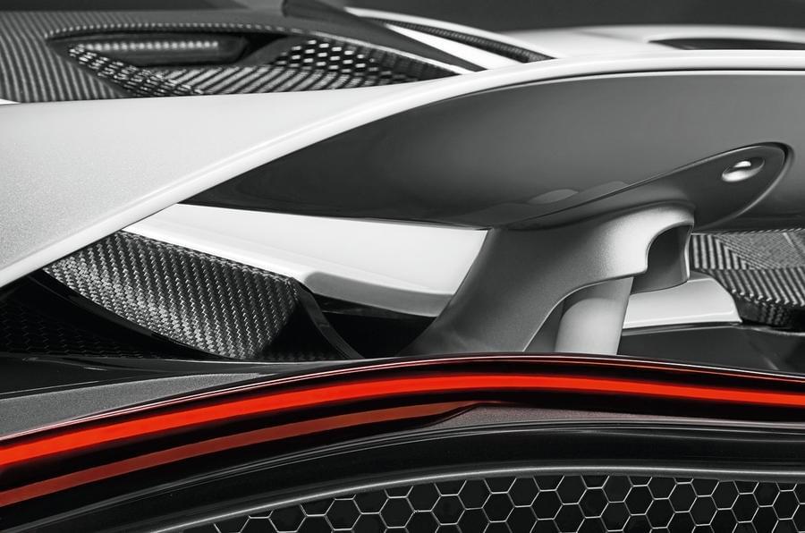 650S的继任者 迈凯伦全新超跑预告图发布