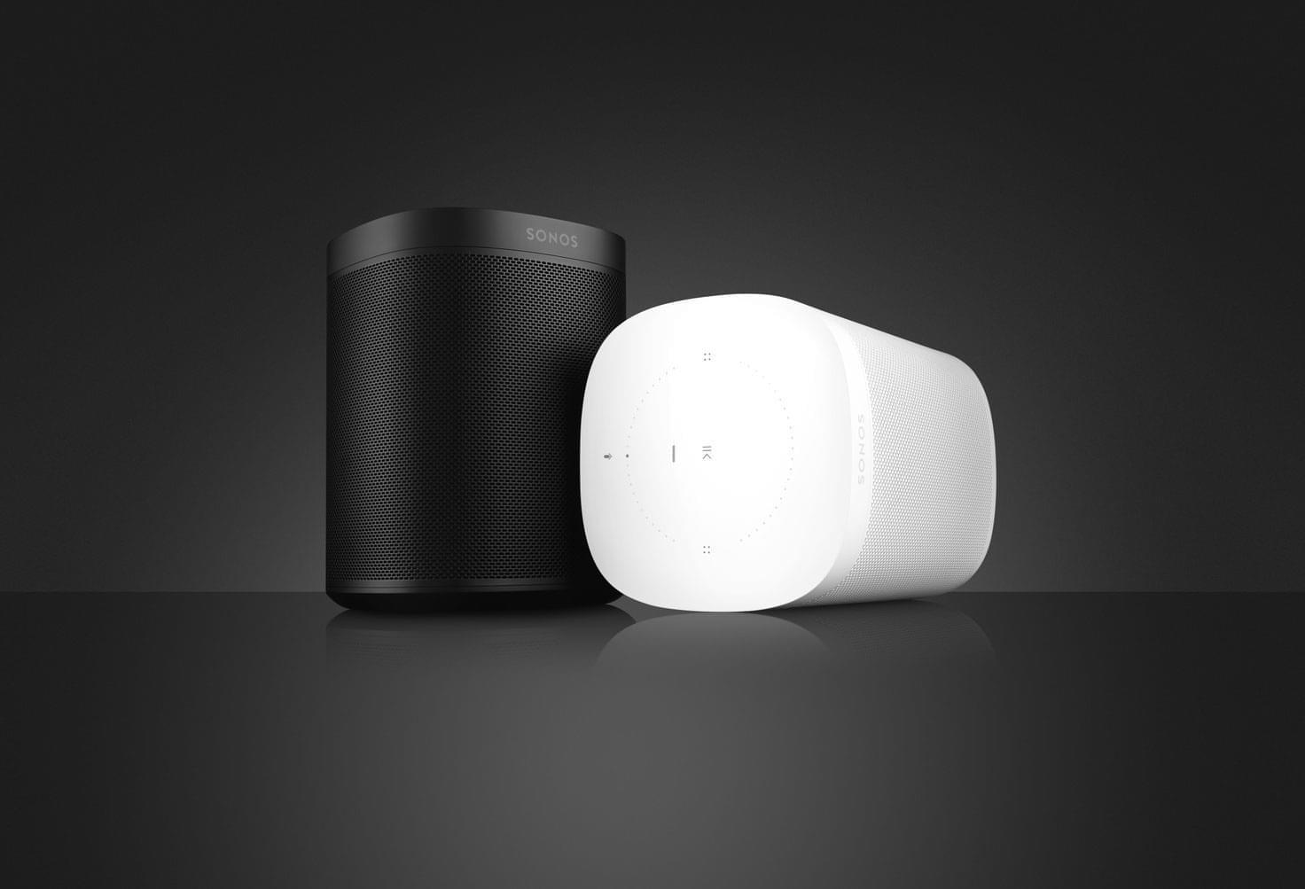 Sonos One智能音响在中国发布:售价1680元