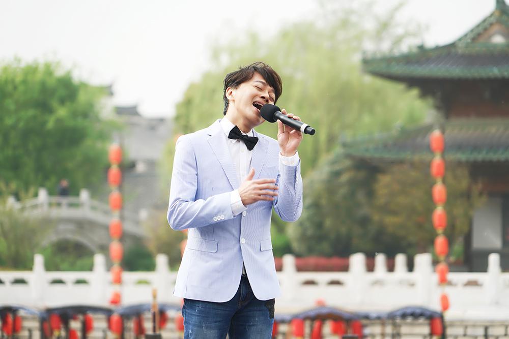 欧得洋《中国情歌汇》暖心献唱助力弘扬地方文化