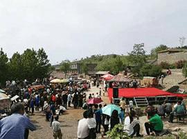 五一嵩县旅游开局良好  人气高涨受欢迎