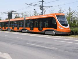 公交集团与中车四方签协议 导轨电车有望进崂山