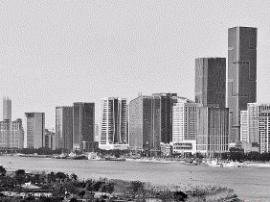 福州海西现代金融中心区入驻企业3年激增千余家