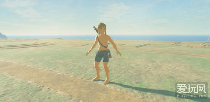 令人窒息的操作!高玩裸身挑战塞尔达DLC试炼