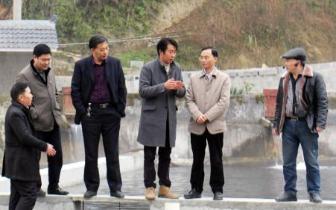 彭水县长石强:实现村村有主导产业 户户有增收渠道